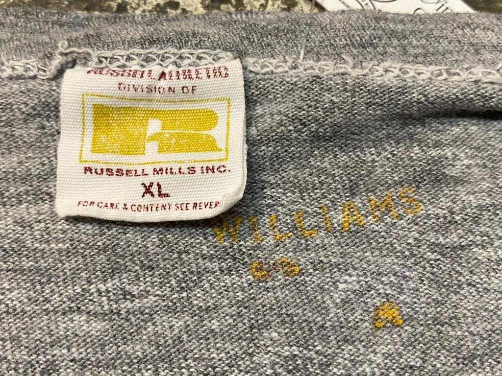 7月18日(土)マグネッツ大阪店!T-Shirt & Bandana入荷日!! #2 VinT Part2編! Russell,Ringer & Athletic!!_c0078587_12555265.jpg