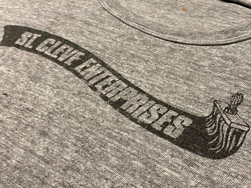 7月18日(土)マグネッツ大阪店!T-Shirt & Bandana入荷日!! #2 VinT Part2編! Russell,Ringer & Athletic!!_c0078587_12555637.jpg