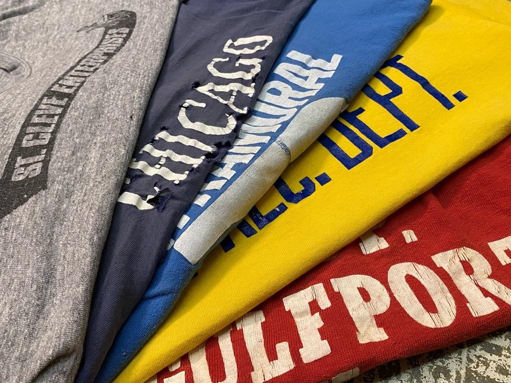 7月18日(土)マグネッツ大阪店!T-Shirt & Bandana入荷日!! #2 VinT Part2編! Russell,Ringer & Athletic!!_c0078587_12575151.jpg