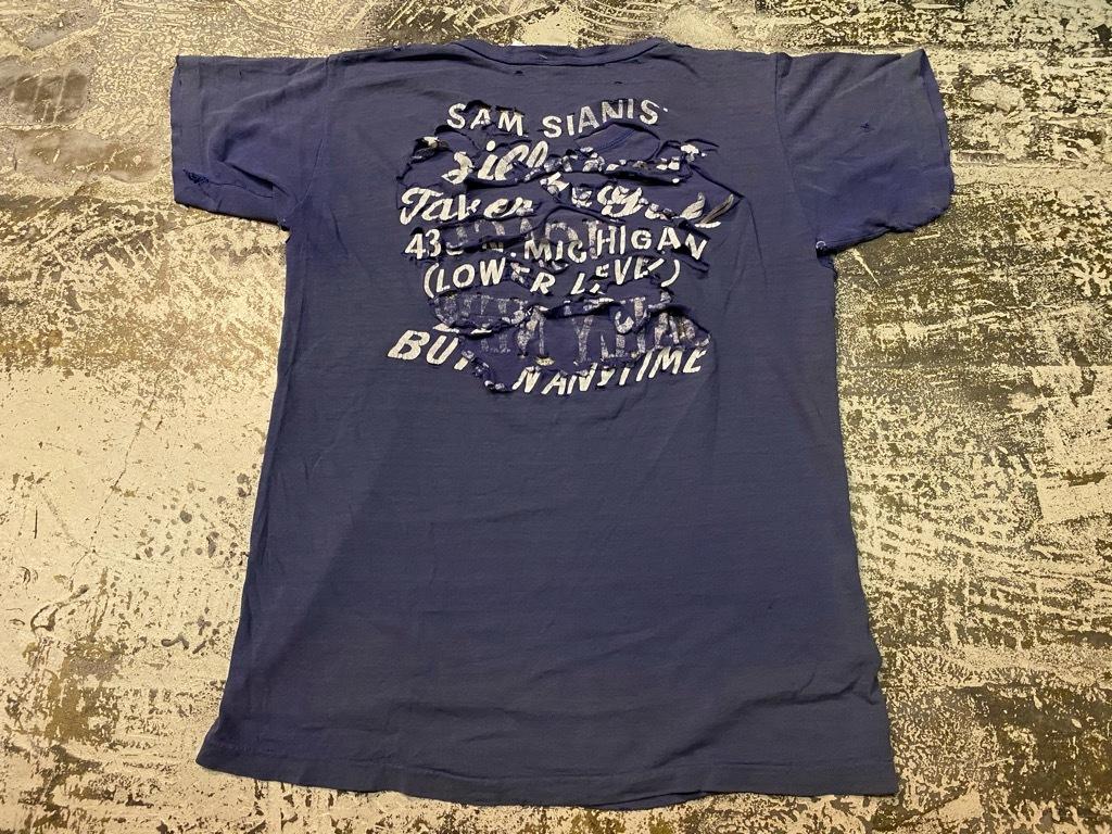 7月18日(土)マグネッツ大阪店!T-Shirt & Bandana入荷日!! #2 VinT Part2編! Russell,Ringer & Athletic!!_c0078587_12580024.jpg