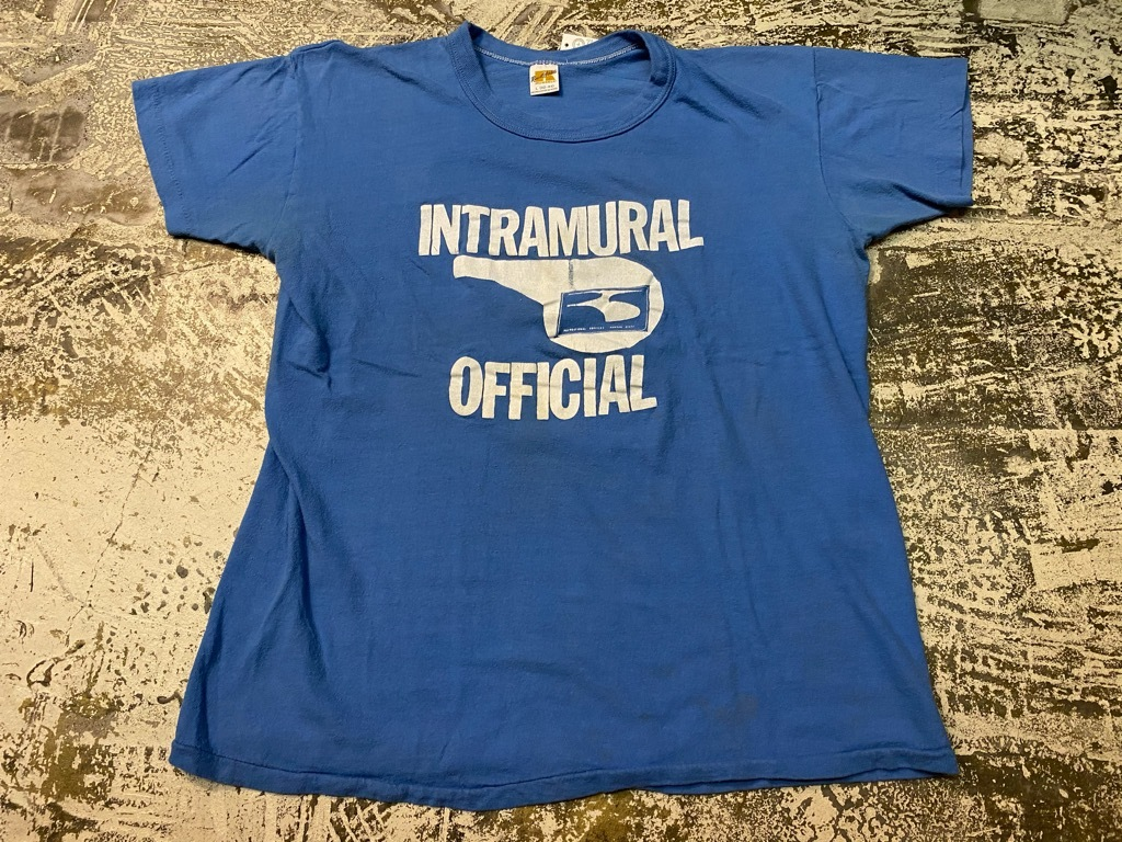 7月18日(土)マグネッツ大阪店!T-Shirt & Bandana入荷日!! #2 VinT Part2編! Russell,Ringer & Athletic!!_c0078587_12593622.jpg