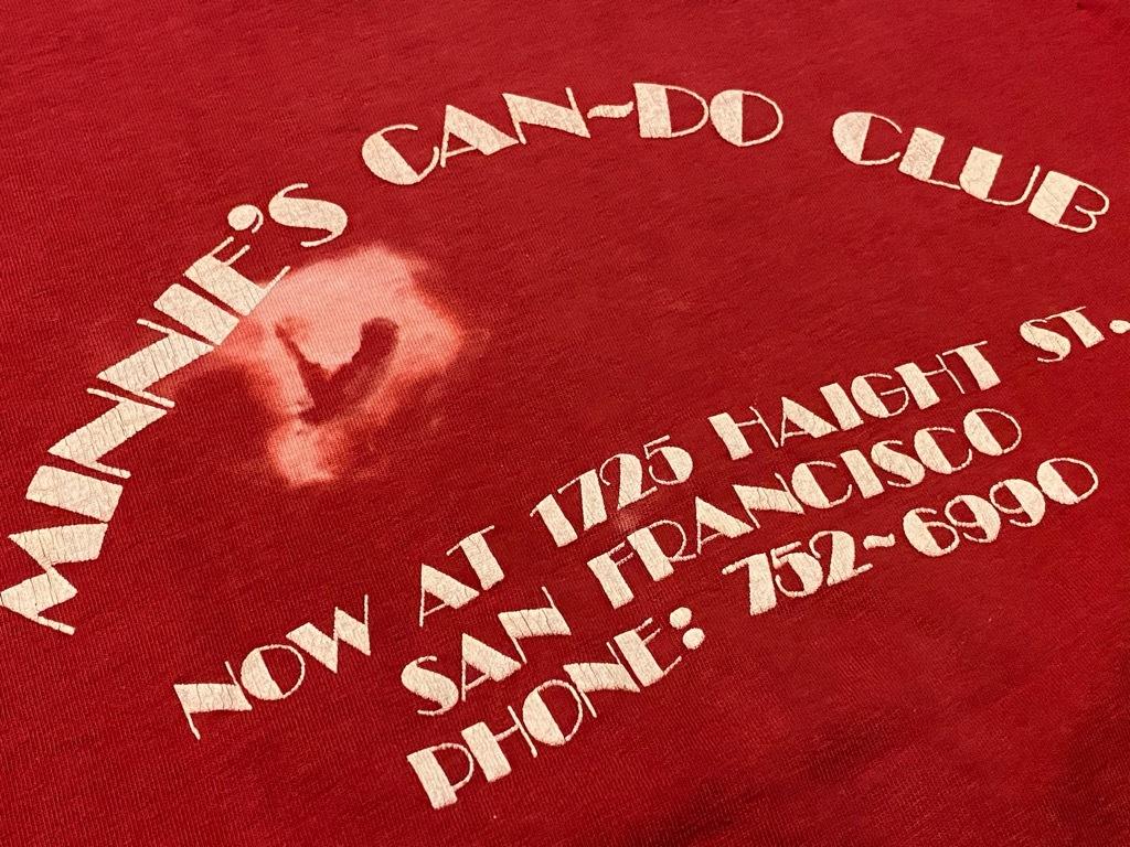 7月18日(土)マグネッツ大阪店!T-Shirt & Bandana入荷日!! #2 VinT Part2編! Russell,Ringer & Athletic!!_c0078587_13013019.jpg