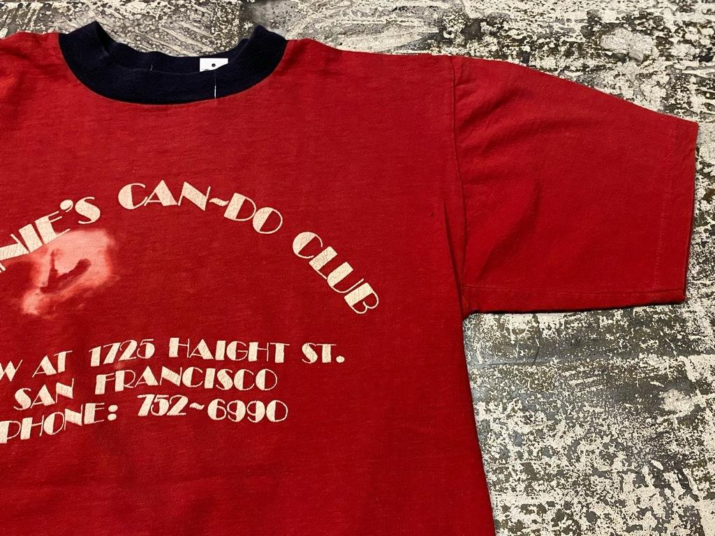 7月18日(土)マグネッツ大阪店!T-Shirt & Bandana入荷日!! #2 VinT Part2編! Russell,Ringer & Athletic!!_c0078587_13013171.jpg