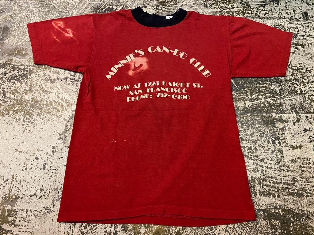 7月18日(土)マグネッツ大阪店!T-Shirt & Bandana入荷日!! #2 VinT Part2編! Russell,Ringer & Athletic!!_c0078587_13013190.jpg