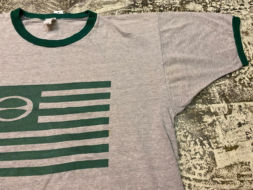 7月18日(土)マグネッツ大阪店!T-Shirt & Bandana入荷日!! #2 VinT Part2編! Russell,Ringer & Athletic!!_c0078587_13024505.jpg
