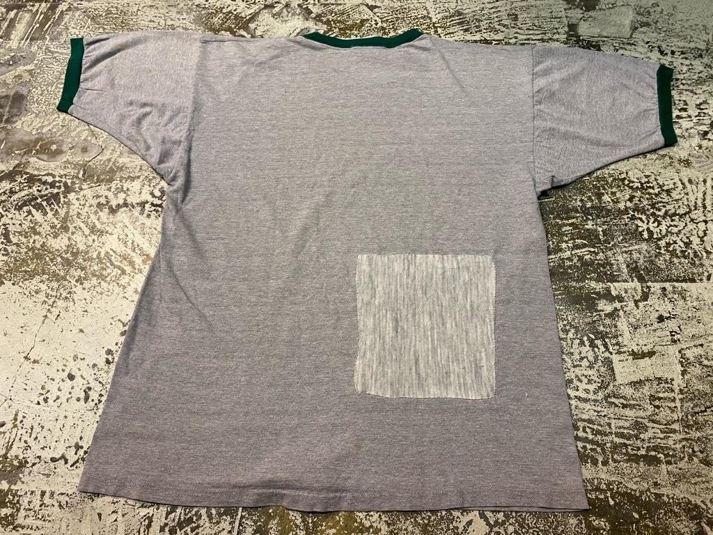 7月18日(土)マグネッツ大阪店!T-Shirt & Bandana入荷日!! #2 VinT Part2編! Russell,Ringer & Athletic!!_c0078587_13024802.jpg