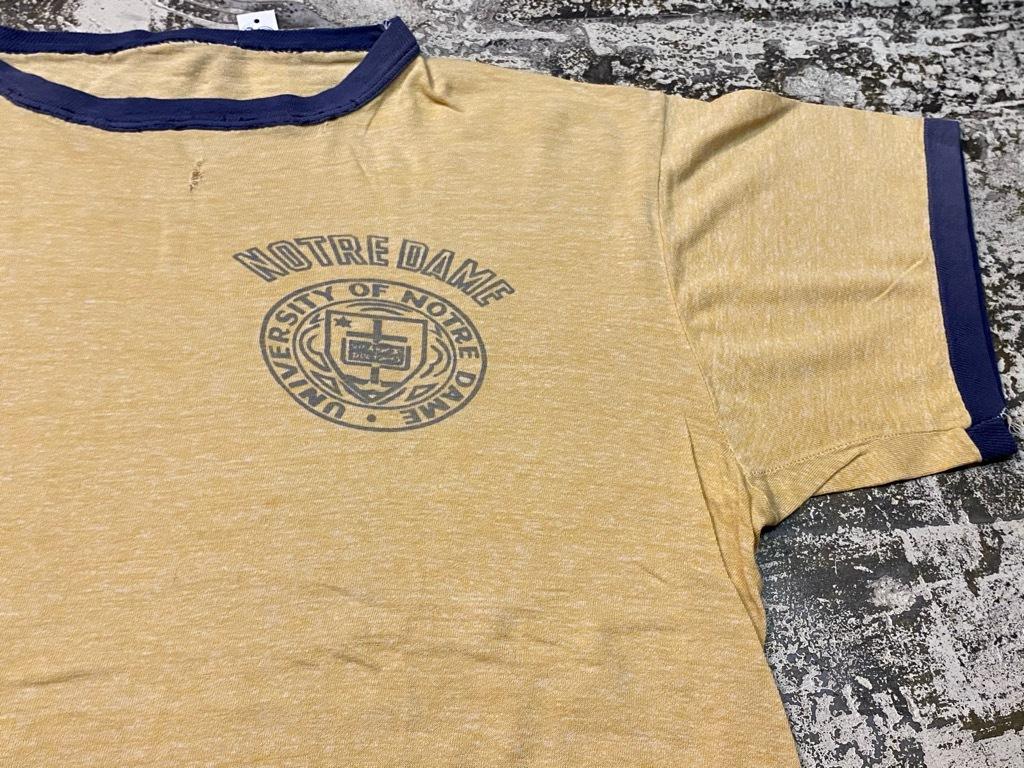 7月18日(土)マグネッツ大阪店!T-Shirt & Bandana入荷日!! #2 VinT Part2編! Russell,Ringer & Athletic!!_c0078587_13031445.jpg