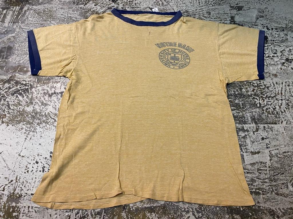 7月18日(土)マグネッツ大阪店!T-Shirt & Bandana入荷日!! #2 VinT Part2編! Russell,Ringer & Athletic!!_c0078587_13031457.jpg