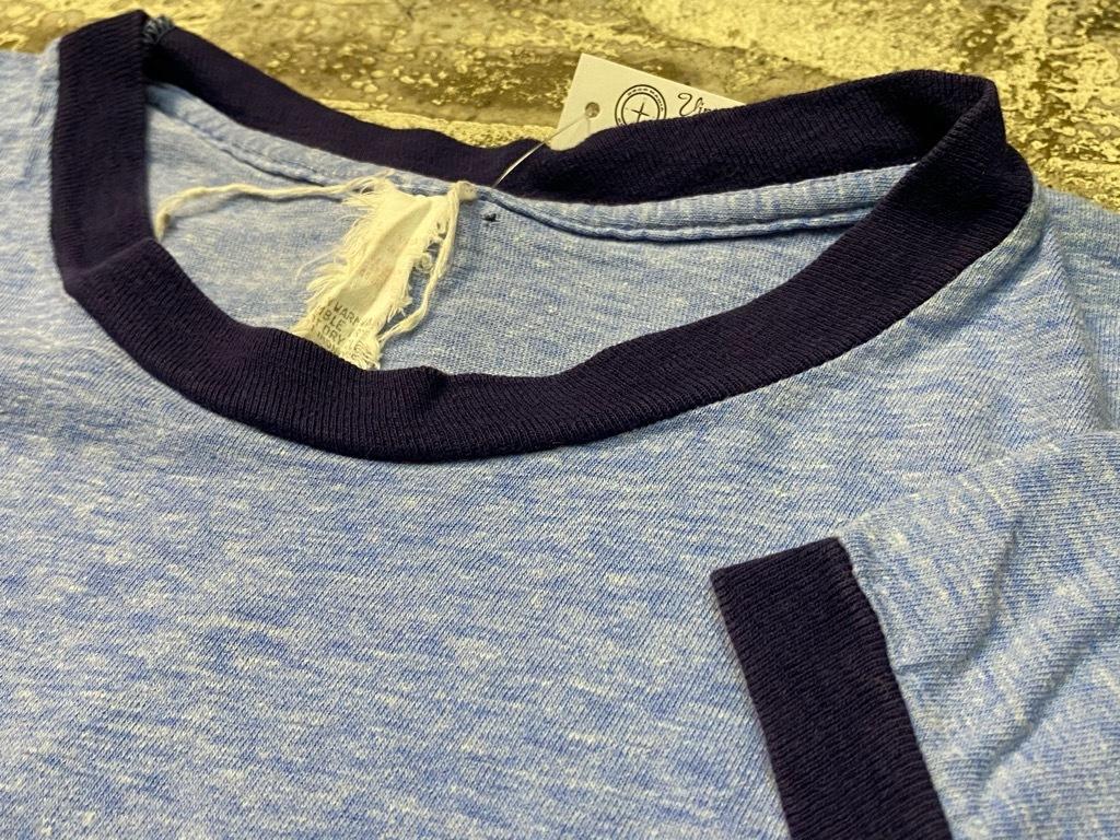 7月18日(土)マグネッツ大阪店!T-Shirt & Bandana入荷日!! #2 VinT Part2編! Russell,Ringer & Athletic!!_c0078587_13033216.jpg