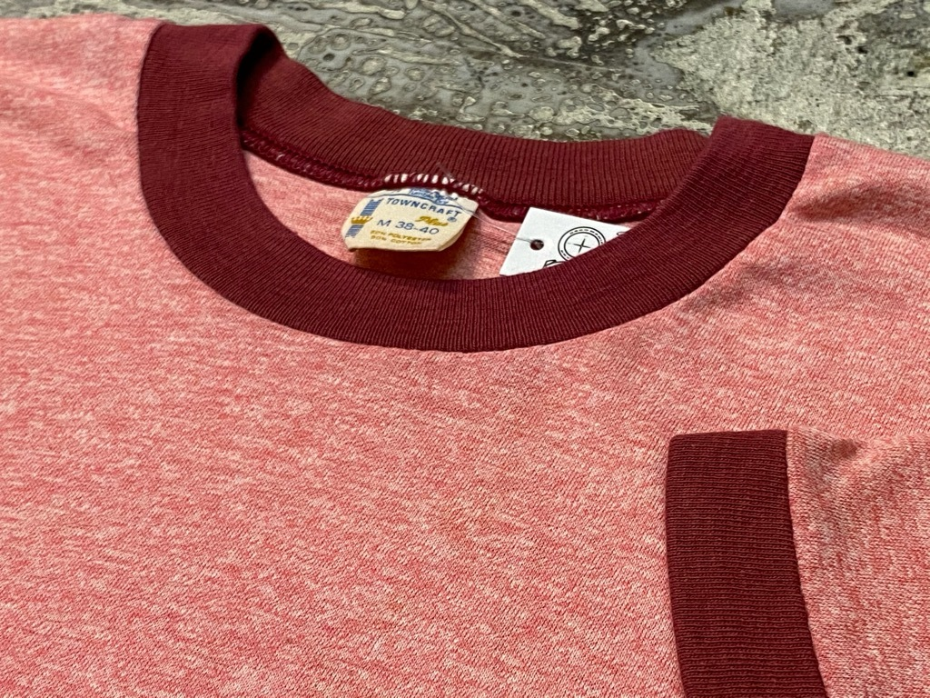 7月18日(土)マグネッツ大阪店!T-Shirt & Bandana入荷日!! #2 VinT Part2編! Russell,Ringer & Athletic!!_c0078587_13043469.jpg