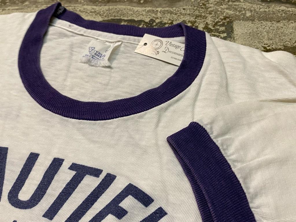 7月18日(土)マグネッツ大阪店!T-Shirt & Bandana入荷日!! #2 VinT Part2編! Russell,Ringer & Athletic!!_c0078587_13060248.jpg