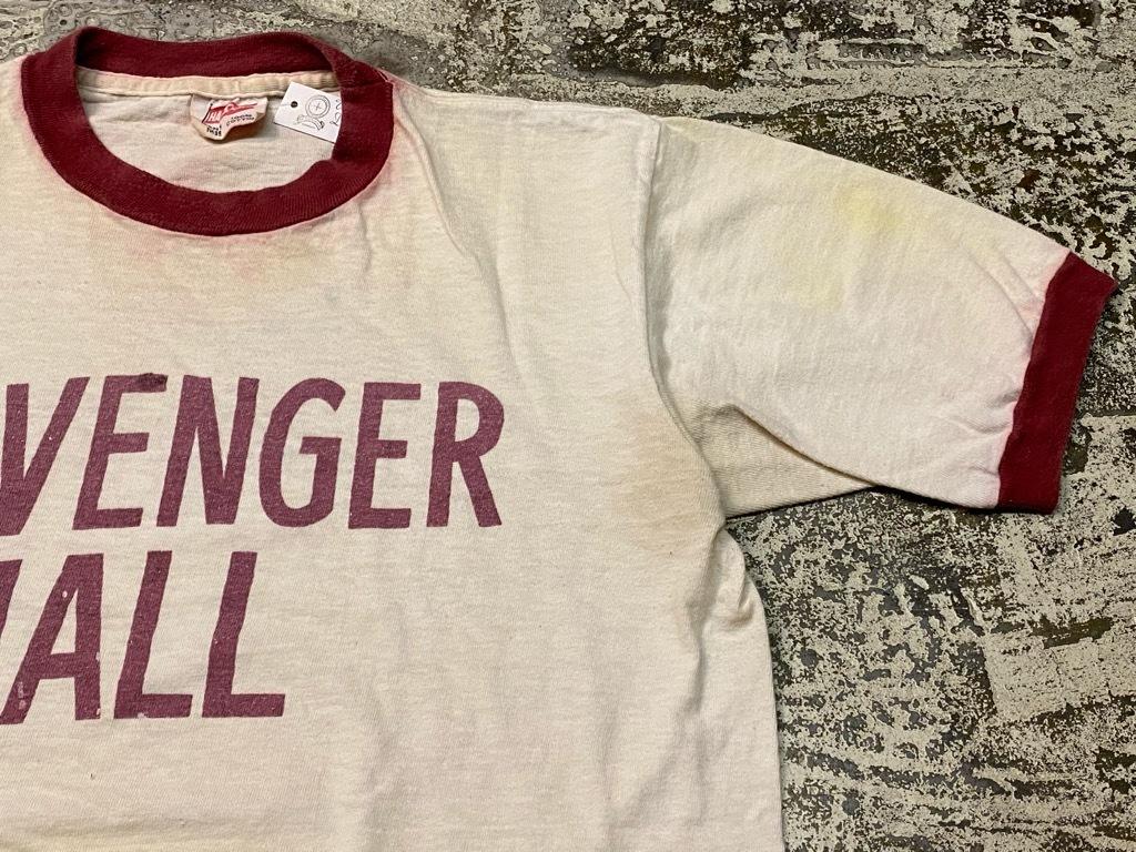 7月18日(土)マグネッツ大阪店!T-Shirt & Bandana入荷日!! #2 VinT Part2編! Russell,Ringer & Athletic!!_c0078587_13075713.jpg