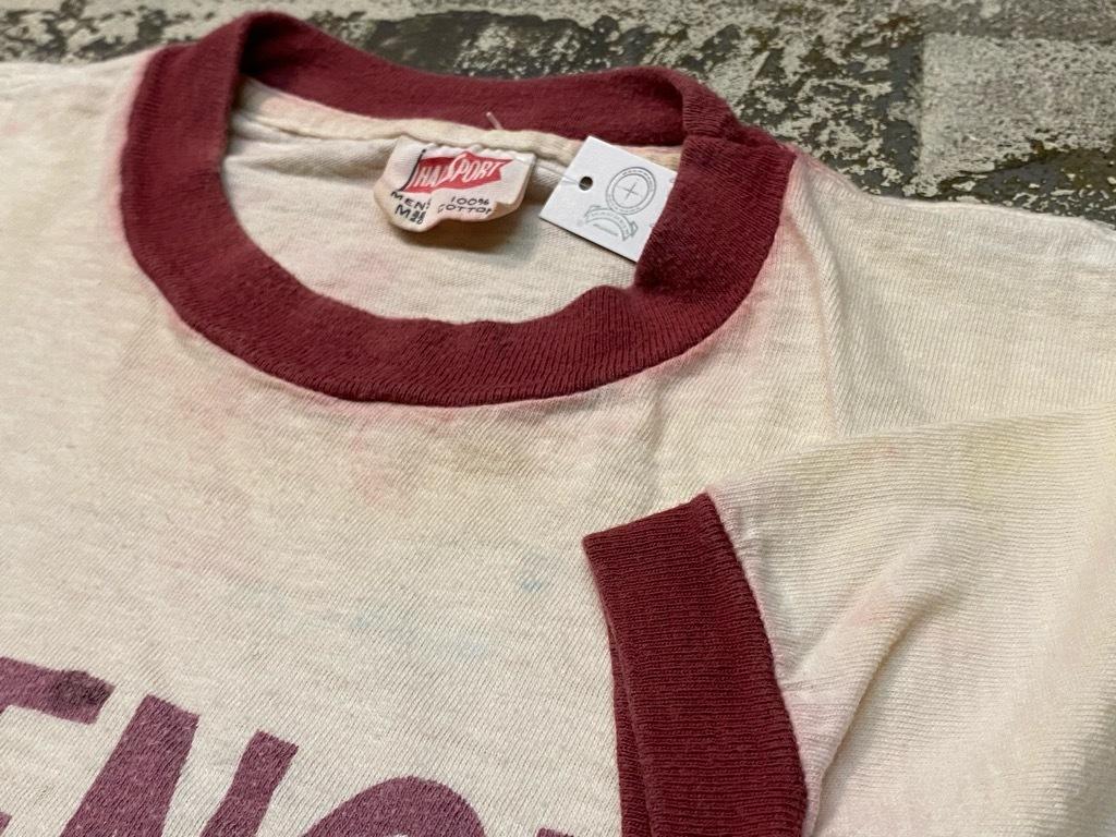 7月18日(土)マグネッツ大阪店!T-Shirt & Bandana入荷日!! #2 VinT Part2編! Russell,Ringer & Athletic!!_c0078587_13080303.jpg