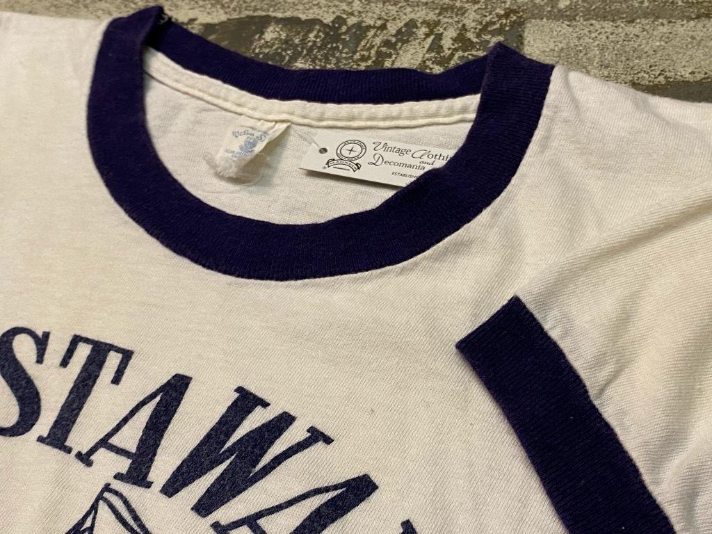 7月18日(土)マグネッツ大阪店!T-Shirt & Bandana入荷日!! #2 VinT Part2編! Russell,Ringer & Athletic!!_c0078587_13081461.jpg