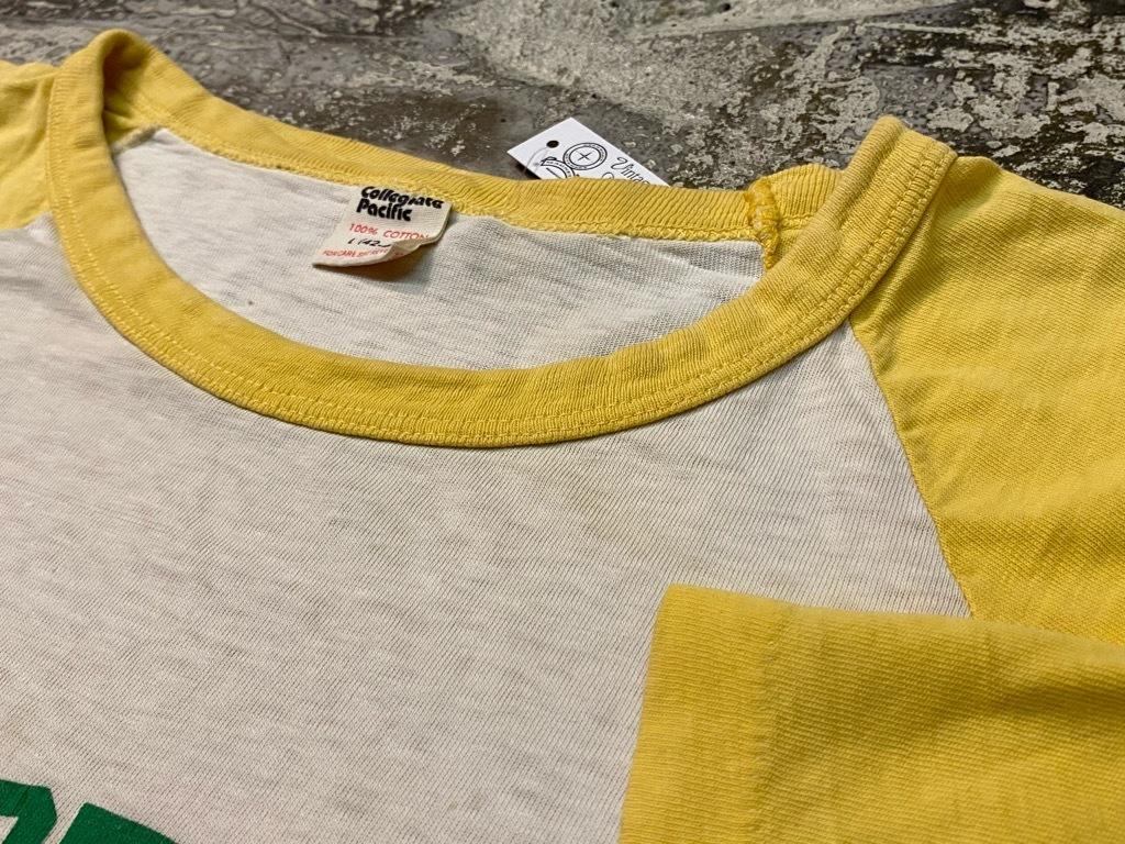 7月18日(土)マグネッツ大阪店!T-Shirt & Bandana入荷日!! #2 VinT Part2編! Russell,Ringer & Athletic!!_c0078587_13093735.jpg