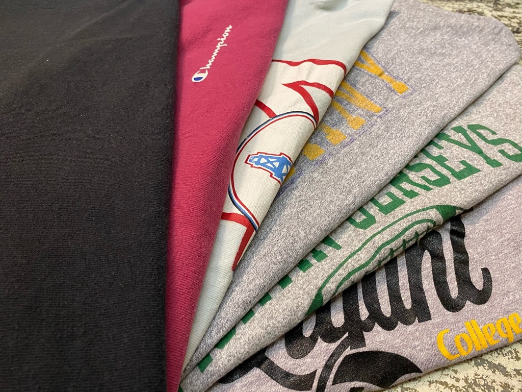 7月18日(土)マグネッツ大阪店!T-Shirt & Bandana入荷日!! #3 オールドT Part1 編! Champion,Ringer & V-Neck!!_c0078587_13184324.jpg