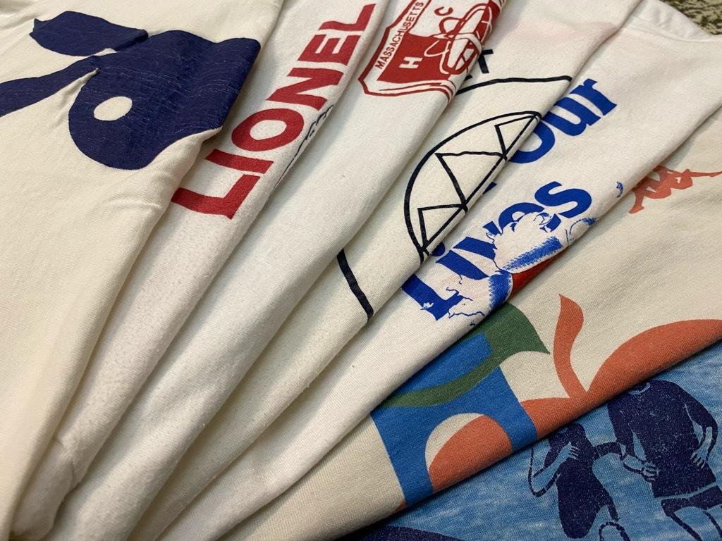 7月18日(土)マグネッツ大阪店!T-Shirt & Bandana入荷日!! #3 オールドT Part1 編! Champion,Ringer & V-Neck!!_c0078587_13211649.jpg