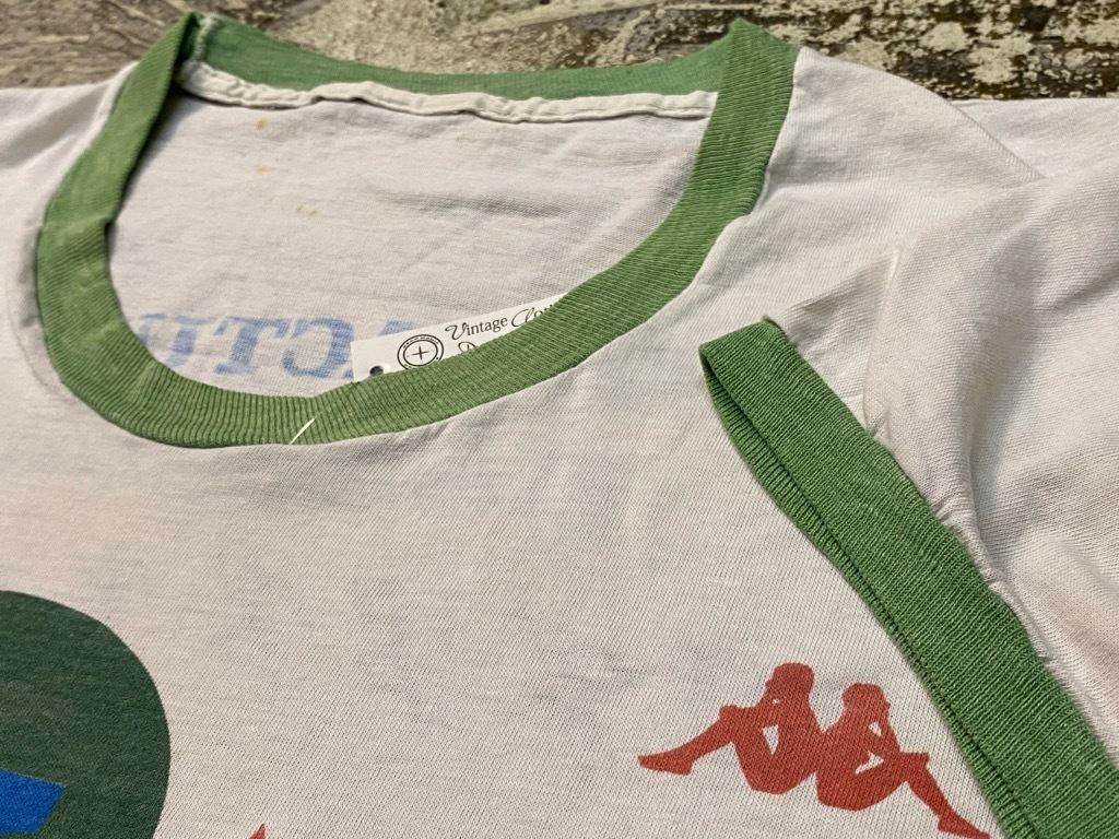 7月18日(土)マグネッツ大阪店!T-Shirt & Bandana入荷日!! #3 オールドT Part1 編! Champion,Ringer & V-Neck!!_c0078587_13213488.jpg