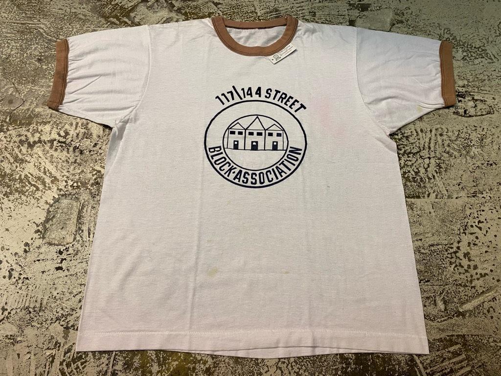 7月18日(土)マグネッツ大阪店!T-Shirt & Bandana入荷日!! #3 オールドT Part1 編! Champion,Ringer & V-Neck!!_c0078587_13214945.jpg