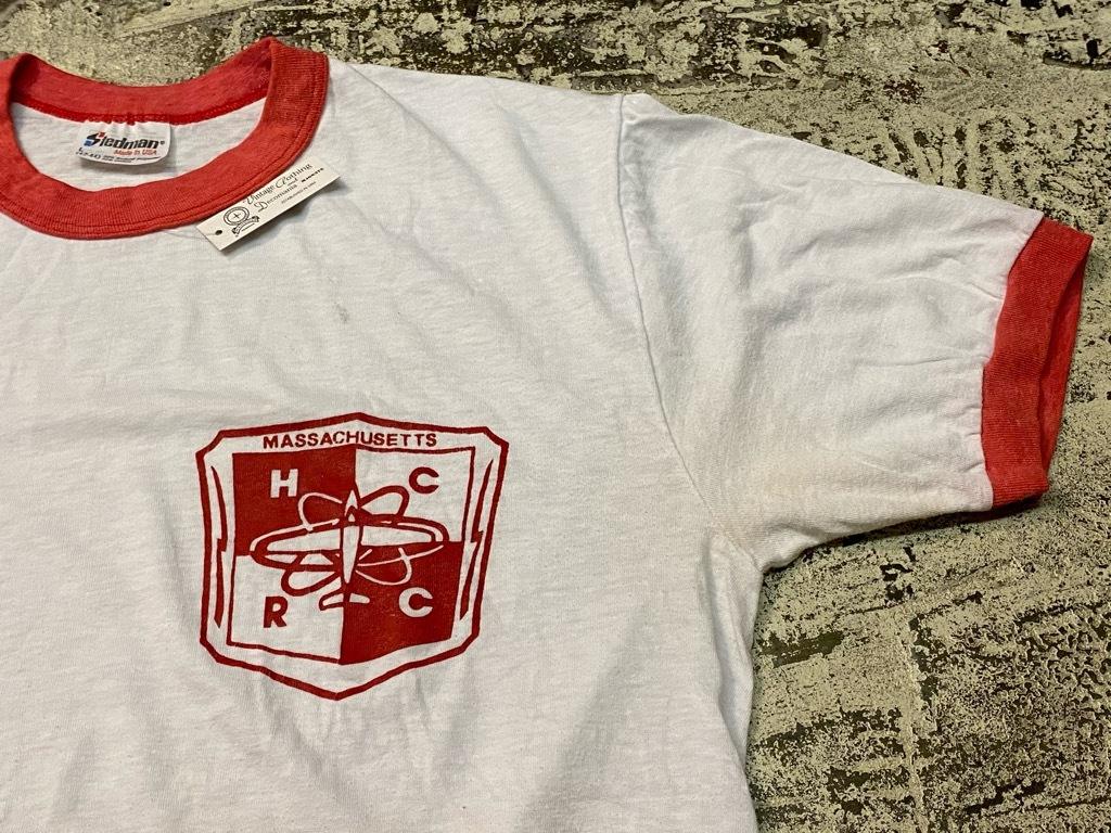 7月18日(土)マグネッツ大阪店!T-Shirt & Bandana入荷日!! #3 オールドT Part1 編! Champion,Ringer & V-Neck!!_c0078587_13251788.jpg