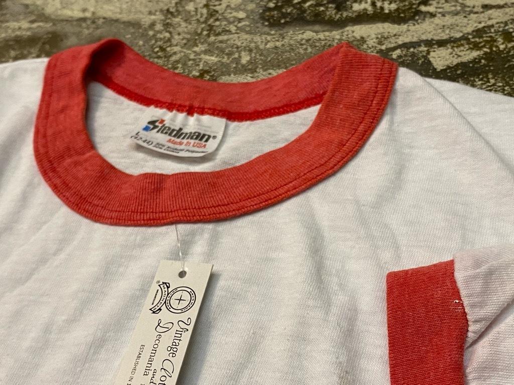 7月18日(土)マグネッツ大阪店!T-Shirt & Bandana入荷日!! #3 オールドT Part1 編! Champion,Ringer & V-Neck!!_c0078587_13251828.jpg