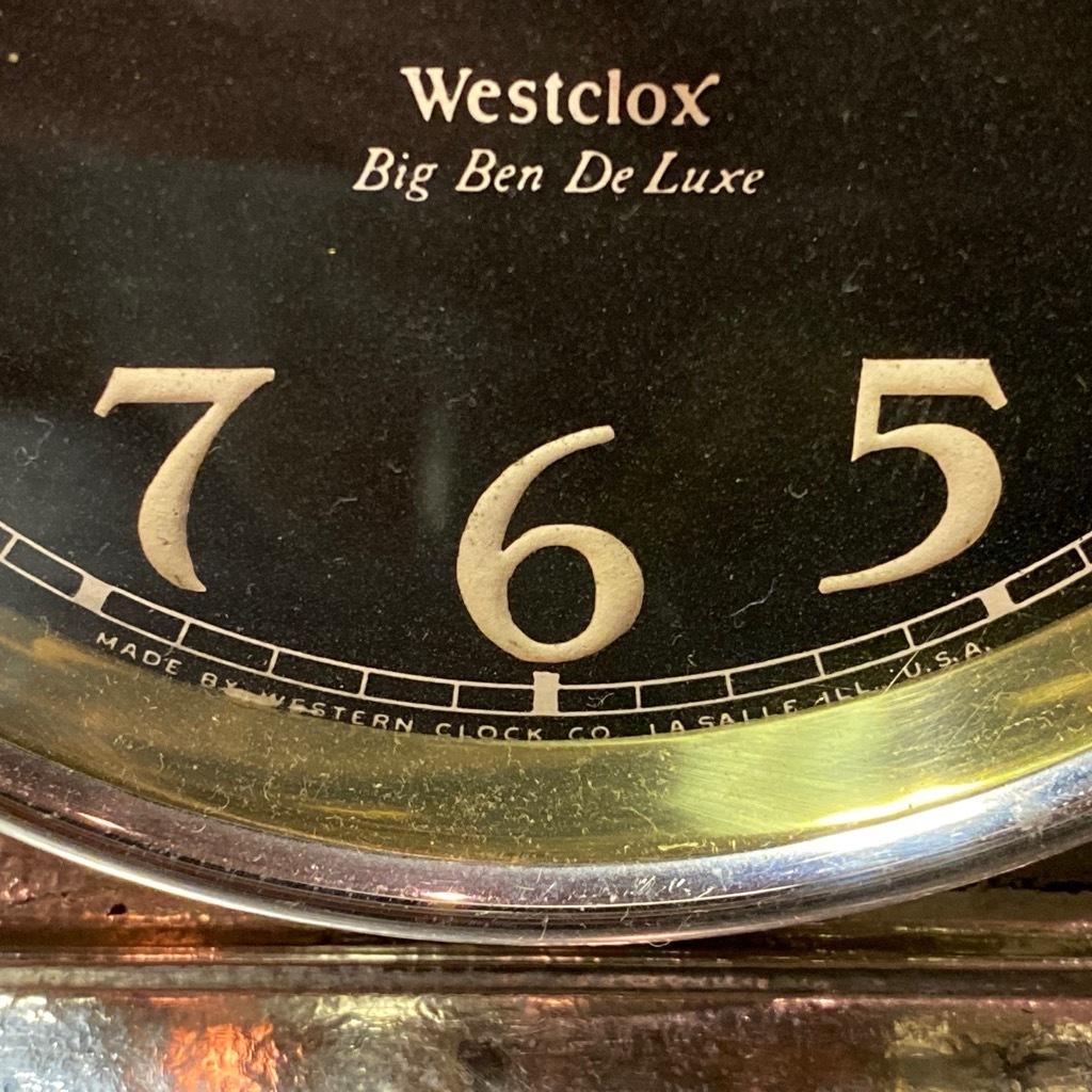 マグネッツ神戸店 7/18(土)アメリカン雑貨ONLINE入荷! #2 WestClox \'\'BIGBEN\'\'_c0078587_16482993.jpg