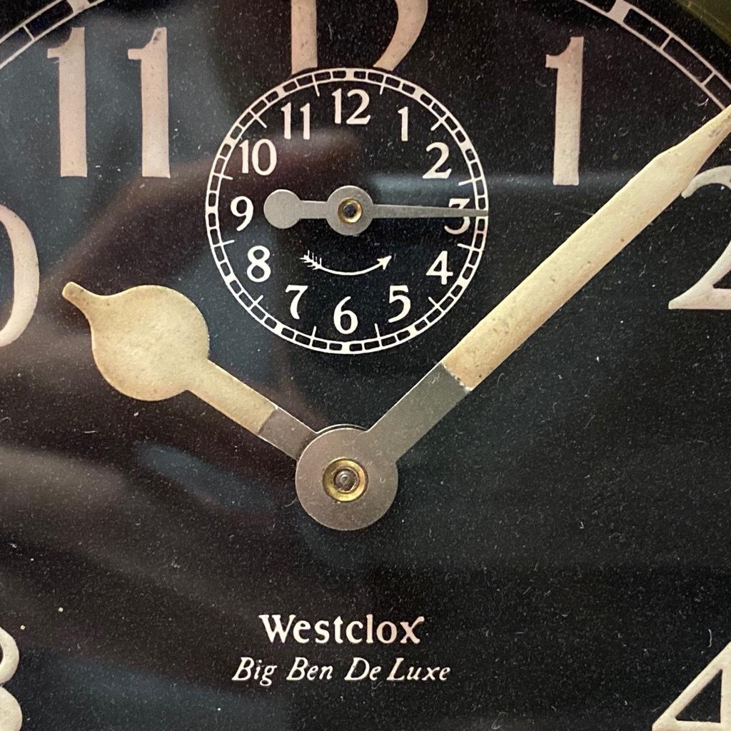 マグネッツ神戸店 7/18(土)アメリカン雑貨ONLINE入荷! #2 WestClox \'\'BIGBEN\'\'_c0078587_16483214.jpg
