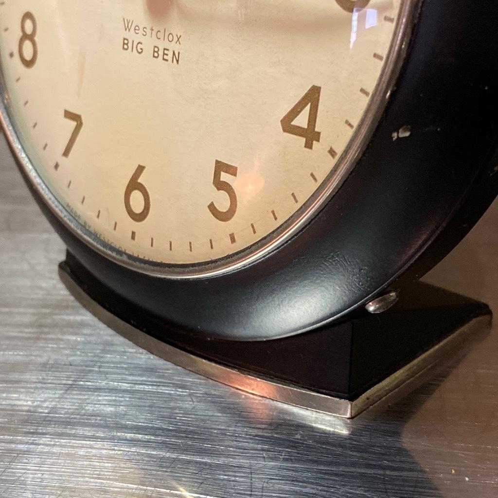マグネッツ神戸店 7/18(土)アメリカン雑貨ONLINE入荷! #2 WestClox \'\'BIGBEN\'\'_c0078587_17452462.jpg