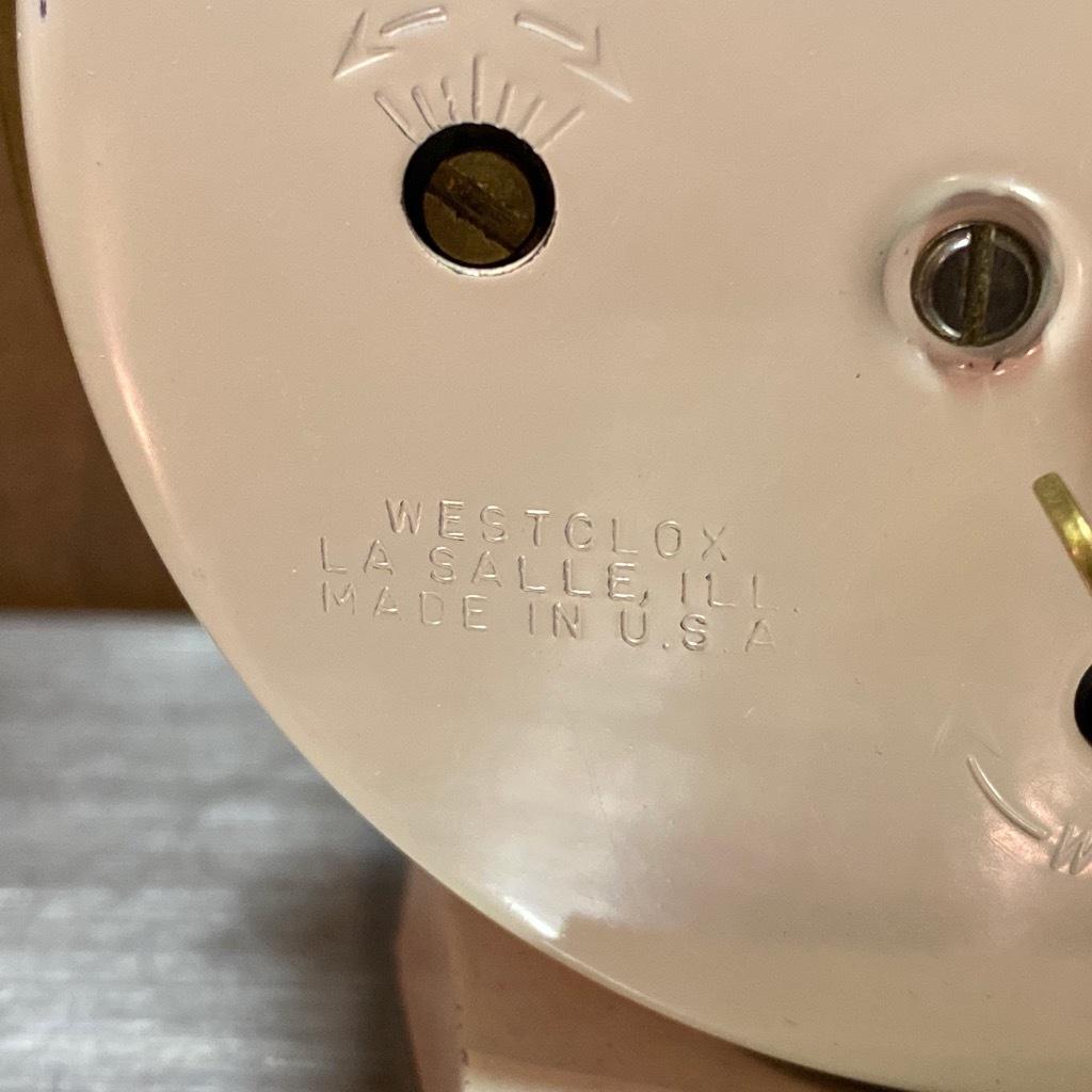 マグネッツ神戸店 7/18(土)アメリカン雑貨ONLINE入荷! #2 WestClox \'\'BIGBEN\'\'_c0078587_17583251.jpg