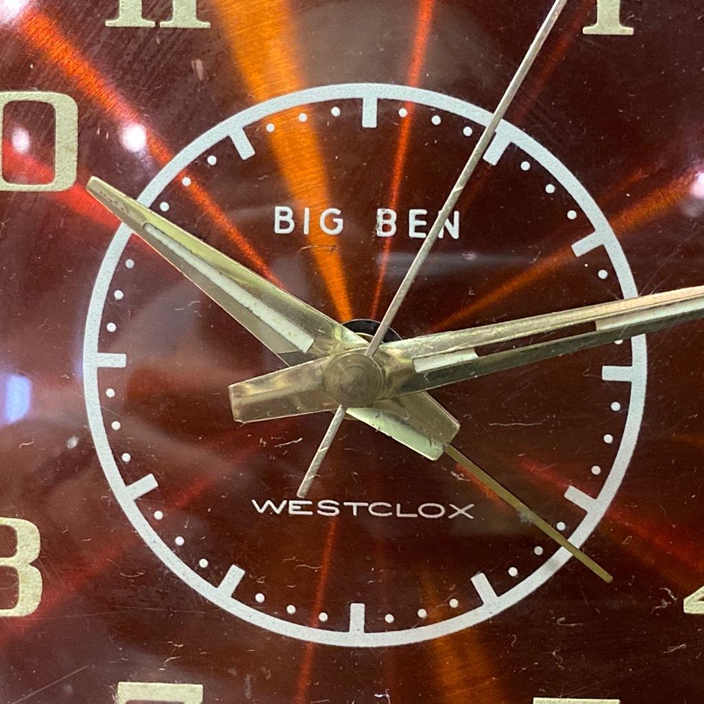 マグネッツ神戸店 7/18(土)アメリカン雑貨ONLINE入荷! #2 WestClox \'\'BIGBEN\'\'_c0078587_18175670.jpg