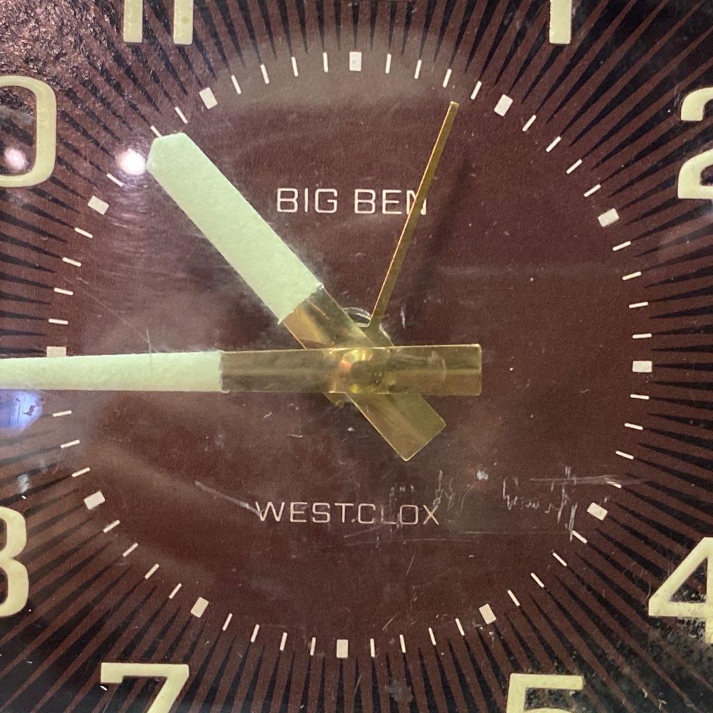 マグネッツ神戸店 7/18(土)アメリカン雑貨ONLINE入荷! #2 WestClox \'\'BIGBEN\'\'_c0078587_18190675.jpg