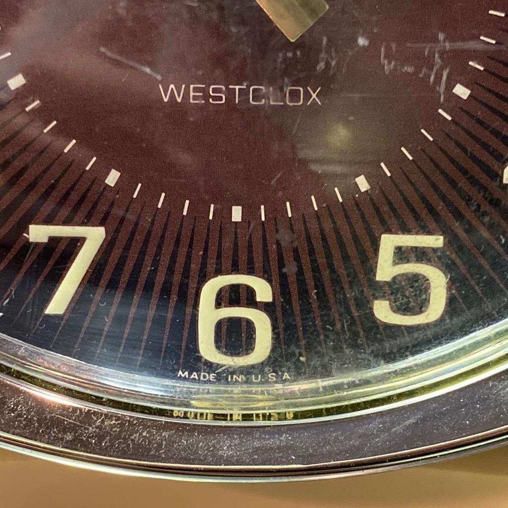 マグネッツ神戸店 7/18(土)アメリカン雑貨ONLINE入荷! #2 WestClox \'\'BIGBEN\'\'_c0078587_18190716.jpg