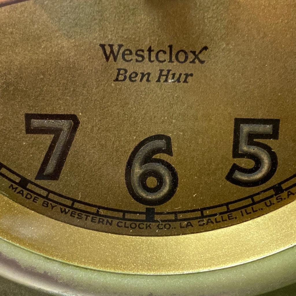 マグネッツ神戸店 7/18(土)アメリカン雑貨ONLINE入荷! #2 WestClox \'\'BIGBEN\'\'_c0078587_18481791.jpg