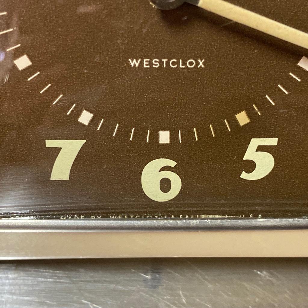 マグネッツ神戸店 7/18(土)アメリカン雑貨ONLINE入荷! #2 WestClox \'\'BIGBEN\'\'_c0078587_18590668.jpg