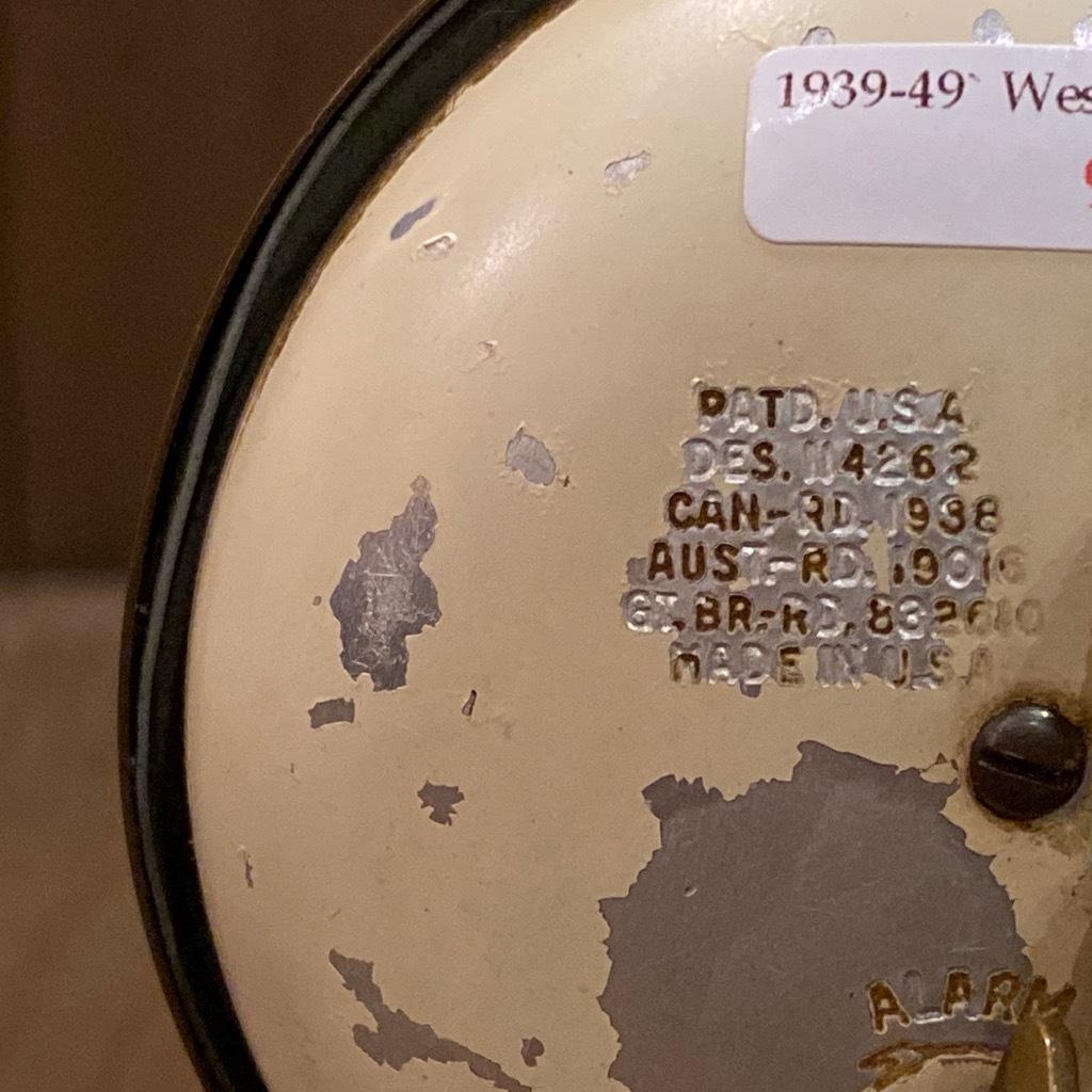 マグネッツ神戸店 7/18(土)アメリカン雑貨ONLINE入荷! #3 WestClox \'\'BabyBen\'\'_c0078587_21180594.jpeg
