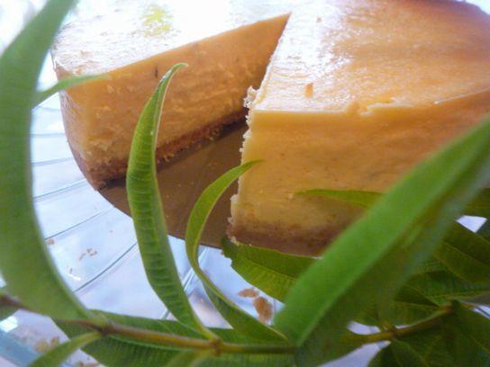 チーズケーキを焼いて・・♪_d0147611_11580643.jpg