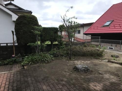 民間植木剪定伐採作業終了_f0031037_19171682.jpeg