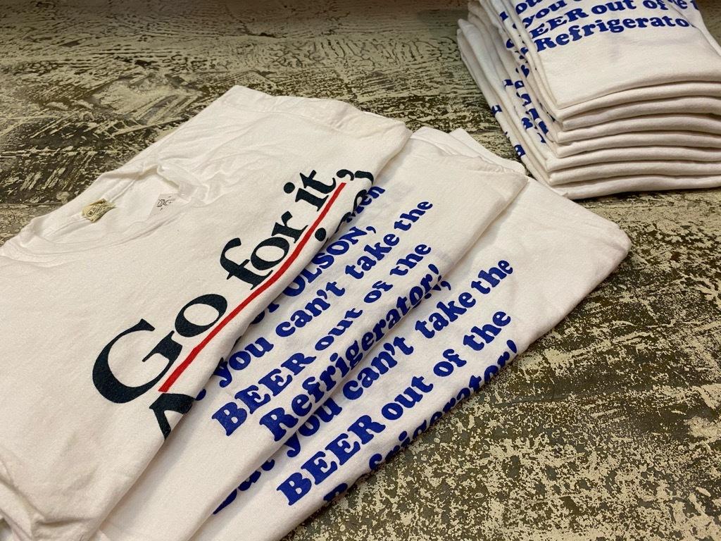 7月18日(土)マグネッツ大阪店!T-Shirt & Bandana入荷日!! #4 オールドT Part2 編! M.C.Escher,Snoopy,SCREEN STARS & Military!_c0078587_13374933.jpg