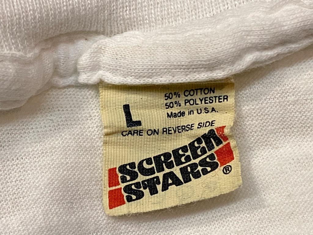 7月18日(土)マグネッツ大阪店!T-Shirt & Bandana入荷日!! #4 オールドT Part2 編! M.C.Escher,Snoopy,SCREEN STARS & Military!_c0078587_13382053.jpg