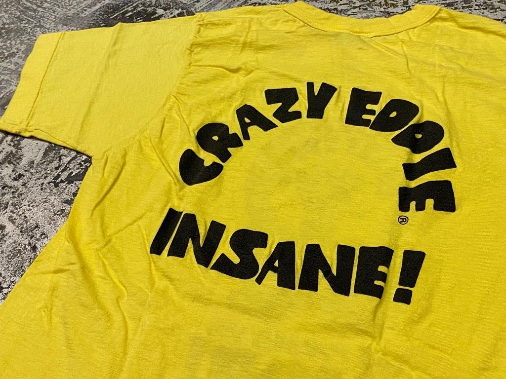 7月18日(土)マグネッツ大阪店!T-Shirt & Bandana入荷日!! #4 オールドT Part2 編! M.C.Escher,Snoopy,SCREEN STARS & Military!_c0078587_13392702.jpg