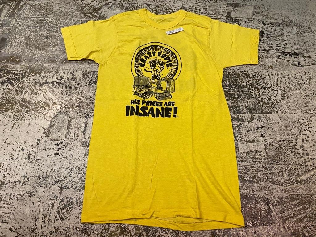 7月18日(土)マグネッツ大阪店!T-Shirt & Bandana入荷日!! #4 オールドT Part2 編! M.C.Escher,Snoopy,SCREEN STARS & Military!_c0078587_13392798.jpg