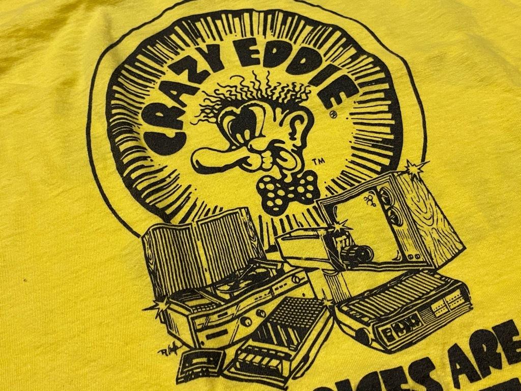 7月18日(土)マグネッツ大阪店!T-Shirt & Bandana入荷日!! #4 オールドT Part2 編! M.C.Escher,Snoopy,SCREEN STARS & Military!_c0078587_13392820.jpg