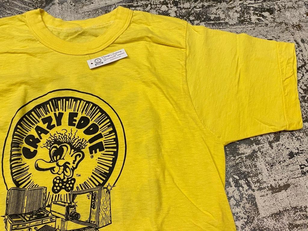 7月18日(土)マグネッツ大阪店!T-Shirt & Bandana入荷日!! #4 オールドT Part2 編! M.C.Escher,Snoopy,SCREEN STARS & Military!_c0078587_13392854.jpg
