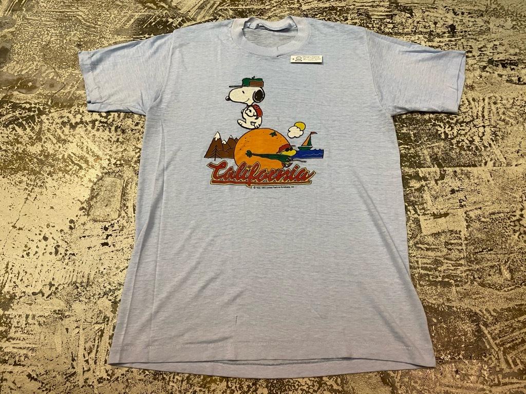 7月18日(土)マグネッツ大阪店!T-Shirt & Bandana入荷日!! #4 オールドT Part2 編! M.C.Escher,Snoopy,SCREEN STARS & Military!_c0078587_13393524.jpg