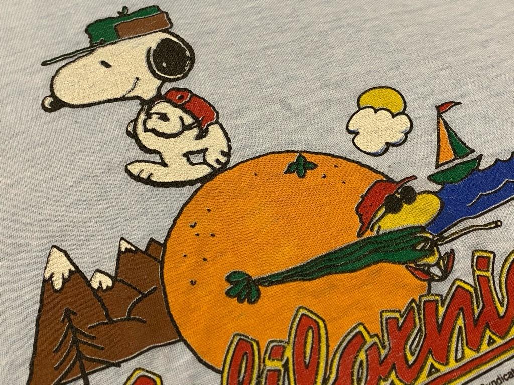 7月18日(土)マグネッツ大阪店!T-Shirt & Bandana入荷日!! #4 オールドT Part2 編! M.C.Escher,Snoopy,SCREEN STARS & Military!_c0078587_13393590.jpg