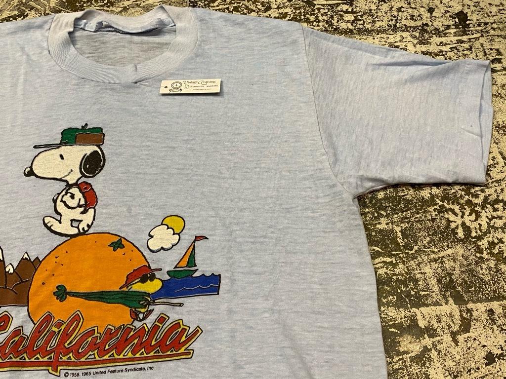 7月18日(土)マグネッツ大阪店!T-Shirt & Bandana入荷日!! #4 オールドT Part2 編! M.C.Escher,Snoopy,SCREEN STARS & Military!_c0078587_13393595.jpg