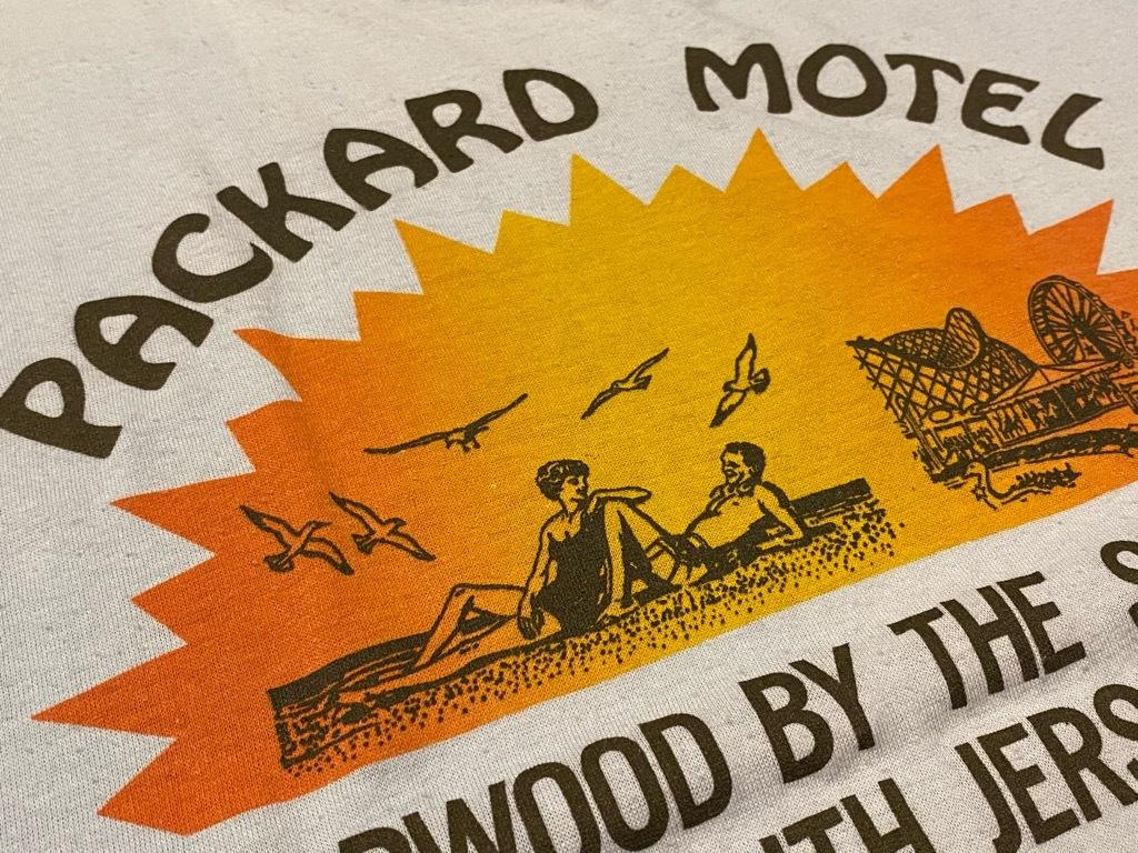 7月18日(土)マグネッツ大阪店!T-Shirt & Bandana入荷日!! #4 オールドT Part2 編! M.C.Escher,Snoopy,SCREEN STARS & Military!_c0078587_13410084.jpg
