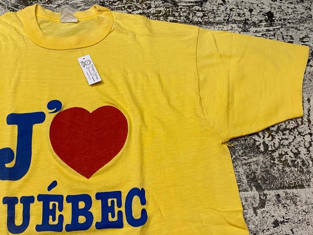 7月18日(土)マグネッツ大阪店!T-Shirt & Bandana入荷日!! #4 オールドT Part2 編! M.C.Escher,Snoopy,SCREEN STARS & Military!_c0078587_13410873.jpg