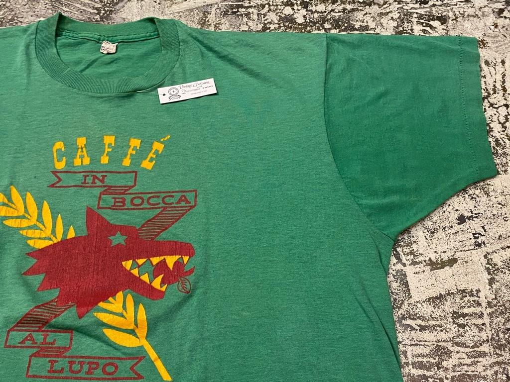 7月18日(土)マグネッツ大阪店!T-Shirt & Bandana入荷日!! #4 オールドT Part2 編! M.C.Escher,Snoopy,SCREEN STARS & Military!_c0078587_13411144.jpg