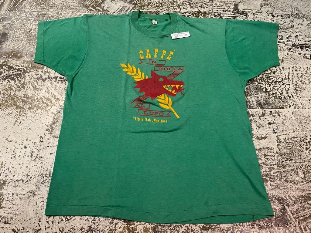7月18日(土)マグネッツ大阪店!T-Shirt & Bandana入荷日!! #4 オールドT Part2 編! M.C.Escher,Snoopy,SCREEN STARS & Military!_c0078587_13411165.jpg